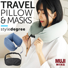 ✈️ TRAVEL NECK U PILLOW / EYE MASK / TRAVEL SLIPPERS! Travel luggage organizer support