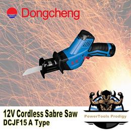 DONGCHENG 12V CORDLESS SABRE SAW / CORDLESS RECIPRO SAW / CORDLESS RECIPROCATING SAW / DCJF15