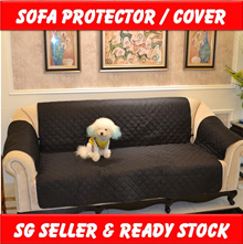 Premium Quality Reversible Quilted Sofa Protector / Waterproof Sofa Cover / Protect Sofas from Spill