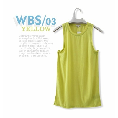 WBS Yellow