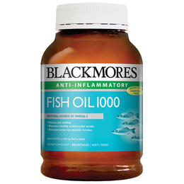 Blackmores Fish Oil 1000mg 400 capsules