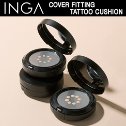 [INGA] Special Launching Price! INGA Cover Fitting Tattoo Cushion 13g w/ Free Shipping