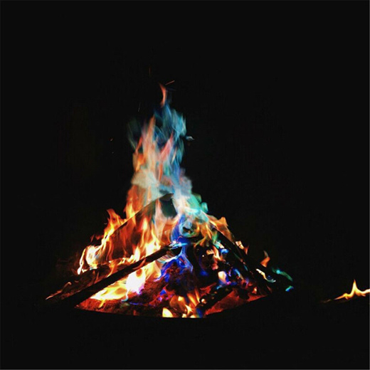Mystical Fire Set Of 5 Sachets Fireplace Accessories