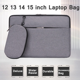 [Free Accessory Bag] 12 13 14 15 inch Laptop Sleeve Slim Ultrathin Protective Case Cover Pouch Asus