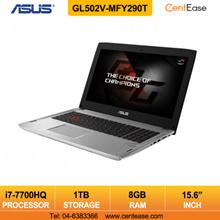 Asus ROG GL502V-MFY290T Gaming Notebook Laptop Intel Core i7 GTX1060/ Titanium gold