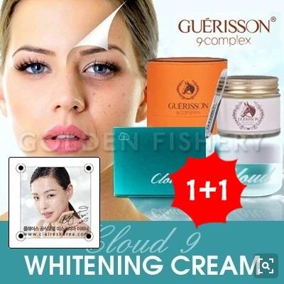 Qoo10 cloud 9 skin care korean cosmetics the golden fishery cloud 9 whitening cream 11 fandeluxe Choice Image