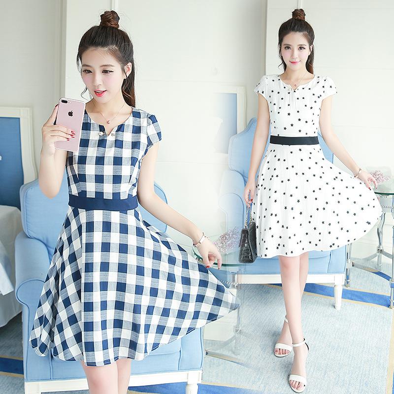 人気新作  韓国ファッション  ワンピース  レディース  気質    ワンピース細身  着痩/流行 トレンド /  D7070268