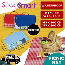 *NEW* Picnic Mat/600D PVC Coating Waterproof Beach Blanket/Baby Mat/Outdoor Sporty145X200 N 200X195