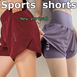 【Moving Peach】Sports shorts yoga shorts Pants Sports wear pants running pants Yoga pants