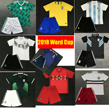 ★2018 FIFA World Cup Kid SOCCER JERSEY Germany / Liverpool Jersey Spain / Argentina