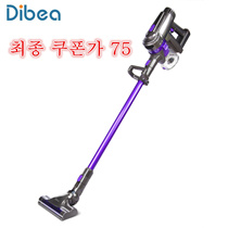 Dibea F6 2-in-1 Wireless Upright Vacuum Cleaner