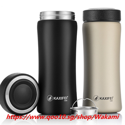 Termal Mug Auto 500ml Coffee Ca For Insulated Cup Stainless Tea Thermo Steel Thermos QrxtCsdh