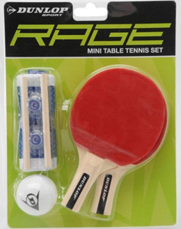 838f6a0af5f3 COUPON  DUNLOP MINI TABLE TENNIS SET PINGPONG TOY GAMES HOBBY PING PONG TOYS