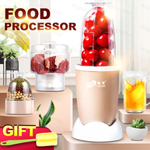 ❤WEEKEND PROMO❤ Blend Ice Blender Food Processor Multifunction Smoothie Juicer/Mixer/Meat Maker