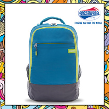 American Tourister Zook Backpack 02 (Capri Blue)