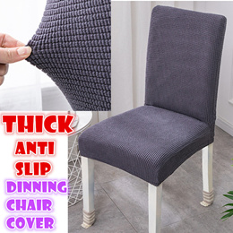 Thick Dining Chair cover★Furniture★washable Elastic anti slip fabric ★ suitable for all sizes