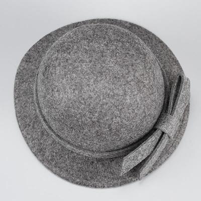 ece29488942 Fedoras 2017 Retro Fedoras Bowler Hats Top Jazz Hat For Women Vintage Hat  Winter Autumn Cap
