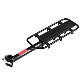 Quick Release Bicycle Carrier Rear Rack Pallet Shelf Backseat Cycling Accessory