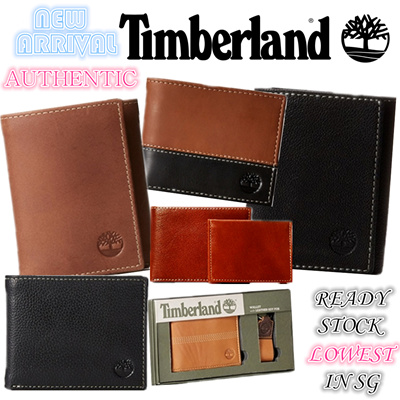 4e513601b87 AUTHENTIC Timberland Guess Nautica Cole Haan Kenneth Cole mens leather  wallet gift box set IN STOCK