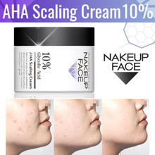 ☆ LAST LAUNCHING EVENT ☆[Nakeup Face] AHA Scaling Cream/Exfoliate/Exfoliating/Whitening