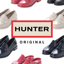 [HUNTER] Flat price 15 Type Loafer + Mule Collection. / Women / Men /Qprime