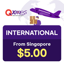 Qdelivery Service Voucher [Value S$ 5.0] for Global Delivery ( from Singapore )