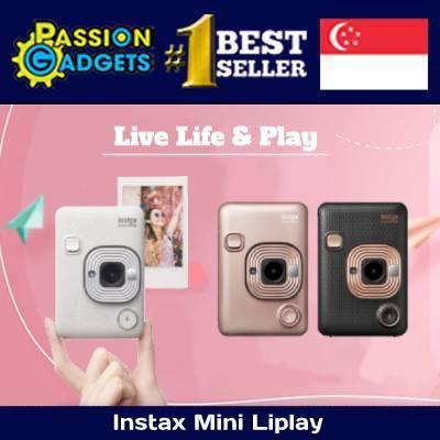 [US$184 60](▼17%)[Fuji Mini Instax]♥ NEW Fuji Instax Mini LiPlay Camera /  Instant Camera / Polaroid ♥