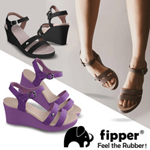 [Free Delivery][Fipper]Victoria Wedges Sandals - Heels Coll - Size UK5 - UK8 women sandal_wedges