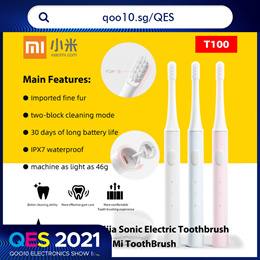 Xiaomi Mijia Sonic Electric Toothbrush T100 Adult Mi ToothBrush USB Rechargeable Whitening IPX7