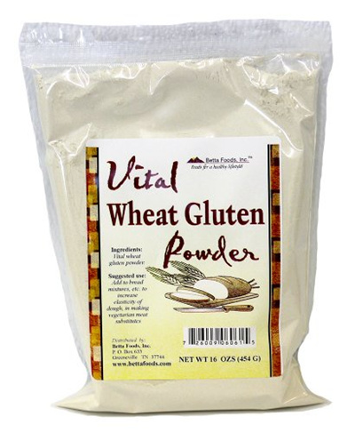 Betta Foods Vital Wheat Gluten Powder
