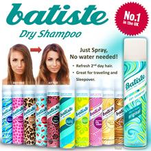 ⚡️FLASH SALE⚡️ BATISTE DRY SHAMPOO. UK NO.1 DRY SHAMPOO. NEW!! 2in1 Shampoo Conditioners!