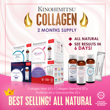 💎2MTH SUPPLY COLLAGEN💎 *BEST SELLING COLLAGEN* COLLAGEN DIAMOND / DIAMOND NITE / COLLAGEN MEN 32S