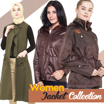 JAVA SEVEN WOMEN JACKET COLLECTION Deals for only Rp113.800 instead of Rp113.800