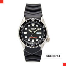 [APPLY 25% OFF COUPON] [SEIKO] Seiko Automatic Diver Watch SKX007K1. Free Shipping!