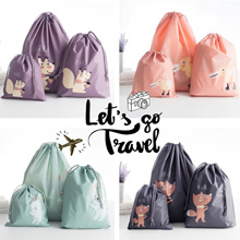 【2day special】 RESTOCK! ✈️All you need travel bag organizer foldable bag pouch wallet luggage cove