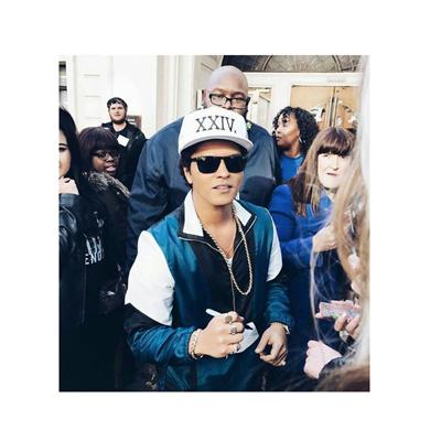 shop Bruno Mars Hat Snapback Hip Hop Baseball Caps New Arrival Letter Man  Plain Adjustable Snapback a260bd1237e