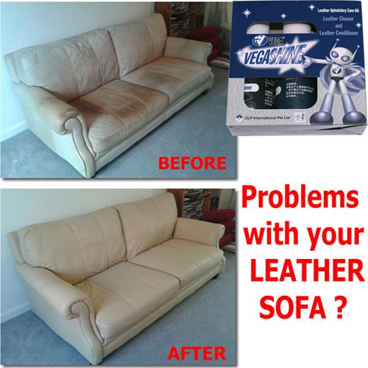 Qoo10 Sofa Leather Cleaner