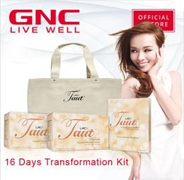 GNC 2x LAC Taut® Collagen Drink plus Placenta + 1x LAC Taut™ Collagen Mask