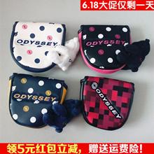 Callaway golf putting set semicircular bar set in Japan cute bows bear men and women sent in origina
