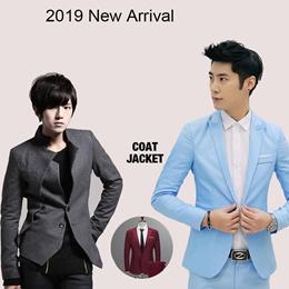 【2019 last update】 coat  high quality suits/Men jacket/Mens leisure suit/coat/Plus size