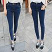 2 In ONE Shipping ~ 9 DESIGN KOREA Fashion Denim Long Jean*Size 25-31)*TSS