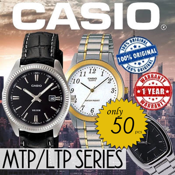 JAM TANGAN CASIO PRIA/WANITA Deals for only Rp438.000 instead of Rp438.000