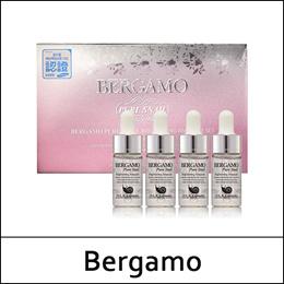 [Bergamo] ⓑ Pure Snail Brightening Ampoule Set (13ml*4ea) 1 Pack