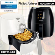 Philips AirFryer Viva Collection HD9216/21/ Avance Collection HD9240/90 - 2 Years Warranty