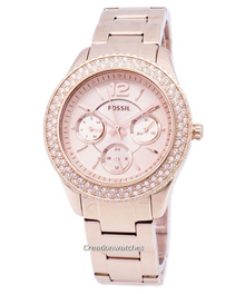 [CreationWatches] Fossil Stella Multifunction Crystal-Accented ES3590 Womens Watch