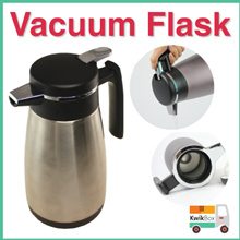 Vacuum Flask and Tumbler (Up to 1300ml Capacity) Stainless Steel Bottle/Water Thermal Flask/Easy To Use/For Both Hot and Cold/Vacuum Thermos Flask/Insulated Cup Flask Bottle