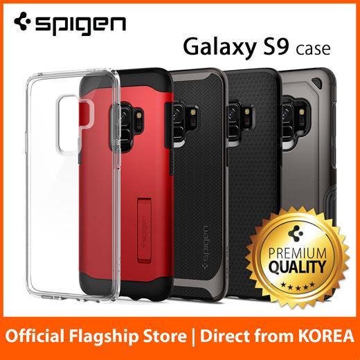 Qoo10 - Spigen Galaxy S9 : Mobile devices