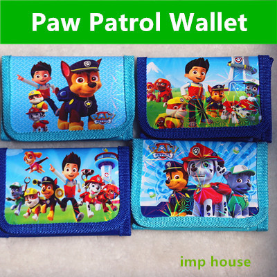 0bc302f98c4 ☆IMP HOUSE☆ Children Gift  Paw Patrol Wallet  Paw Patrol 3 fold wallet party  Goodie Bag  9 sold  Rating  5  S 0.90~  S 3.90 S 1.09