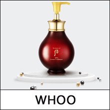 [The History Of Whoo] ⓢ SPA Essence Rinse 350ml / Premium Rinse