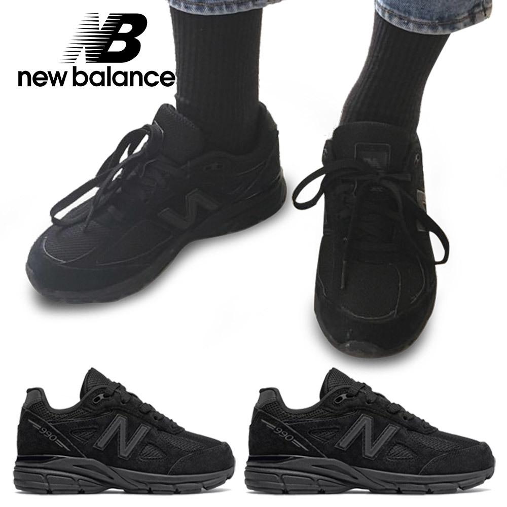 new balance women's 990 all black - 51